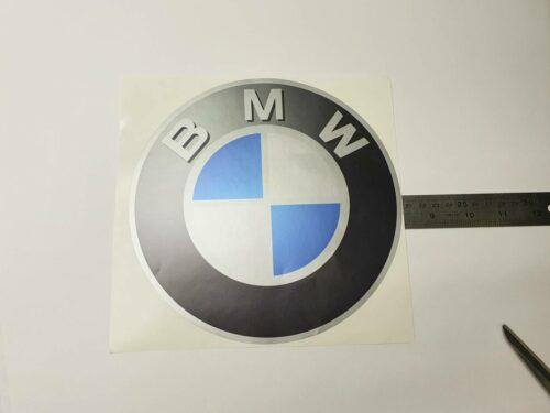 Наклейка BMW 20 см