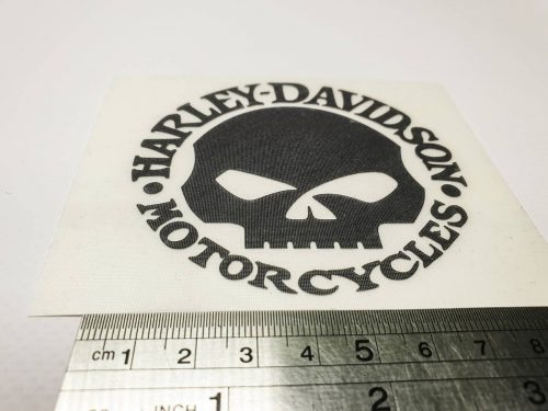 Наклейка Harley Davidson Motorcycles 8 см
