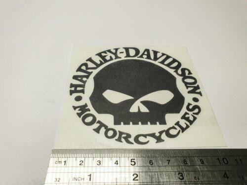 Наклейка Harley Davidson Motorcycles 10 см