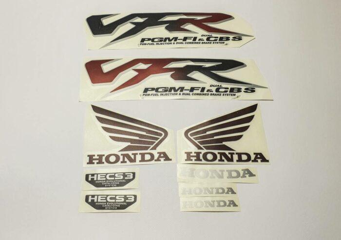 Комплект наклеек Honda PGM-FI CBS