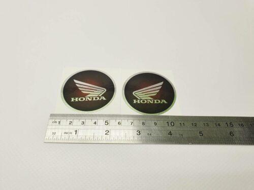 Комплект наклеек крылья Honda 5 см