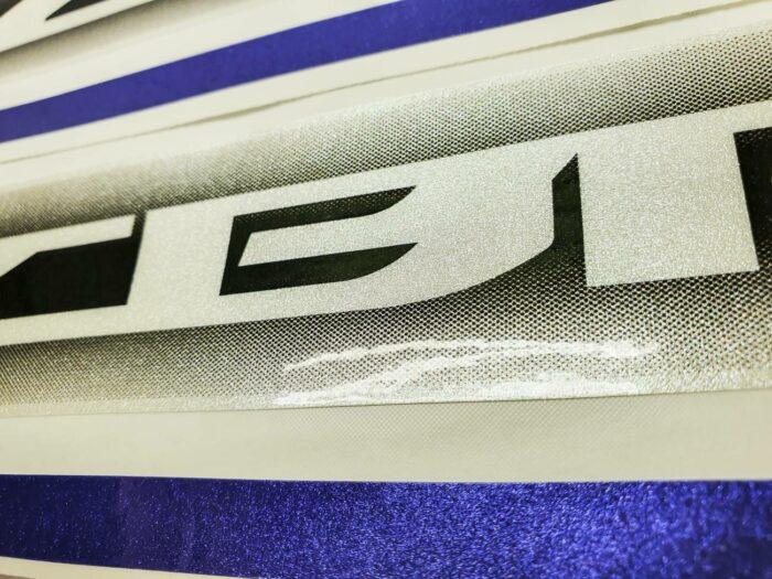 Комплект наклеек Honda CBR